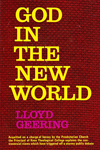 God in the New World (0340044306) by Lloyd Geering