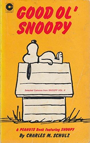 9780340044919: GOOD OL' SNOOPY (CORONET BOOKS)