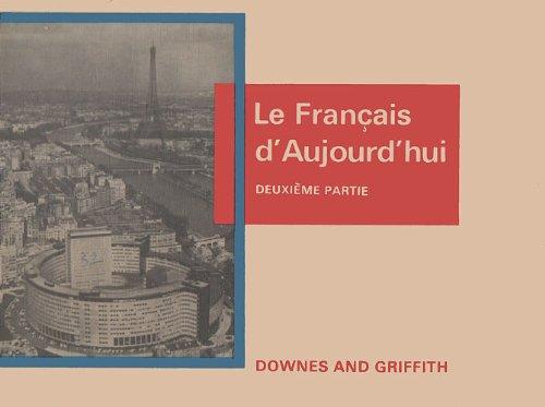 Le Francais Pt 2 Pupils Book (0340050233) by E a Griffith