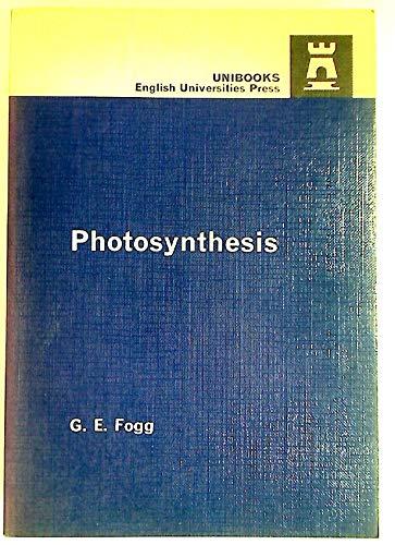 9780340050804: Photosynthesis.