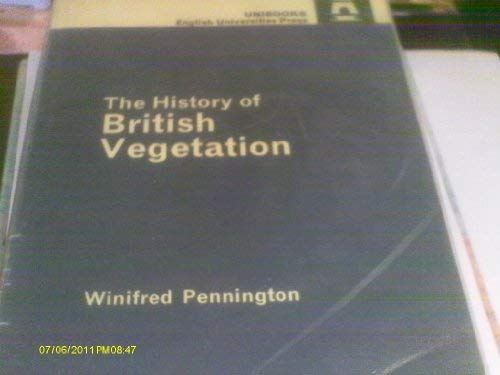 9780340053287: The history of British vegetation.