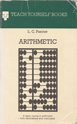 9780340053645: Arithmetic (Teach Yourself)