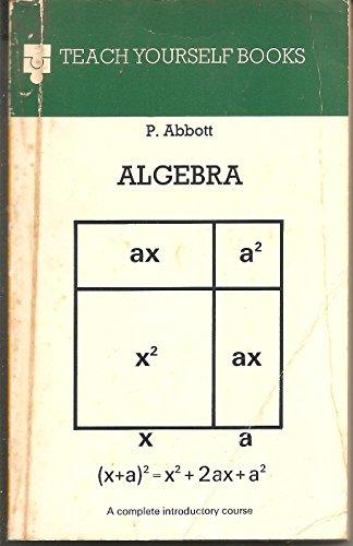 9780340055014: Algebra (Teach Yourself)