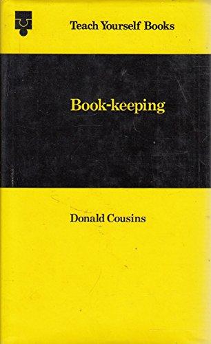 Book-Keeping (Teach Yourself Books): Cousins, Donald (Piper,