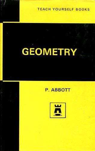9780340055953: Geometry
