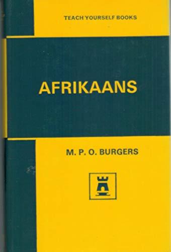 9780340057704: Afrikaans (Teach Yourself)