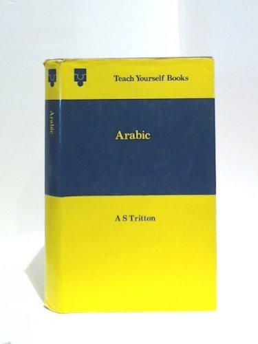 9780340057711: Arabic (Teach Yourself)