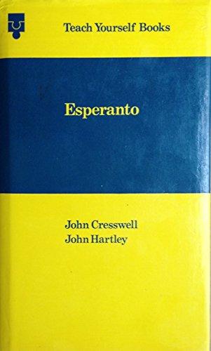 9780340057810: Esperanto