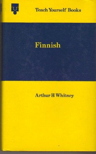 Finnish (Teach Yourself): Whitney, Arthur H.