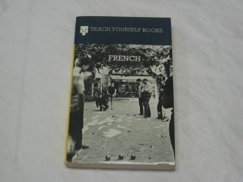 9780340057834: Teach Yourself French