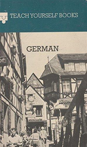 9780340057889: Teach Yourself German (English and German Edition)
