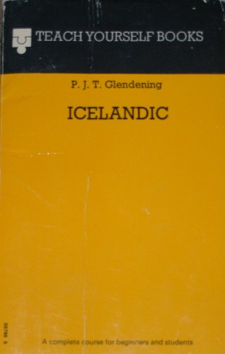 9780340057957: Icelandic (Teach Yourself)