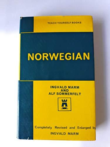 9780340058091: Norwegian: A Book of Self-Instruction in the Norwegian Riksmal