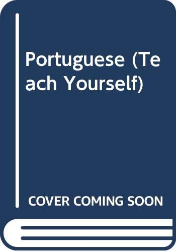 9780340058121: Portuguese (Teach Yourself)