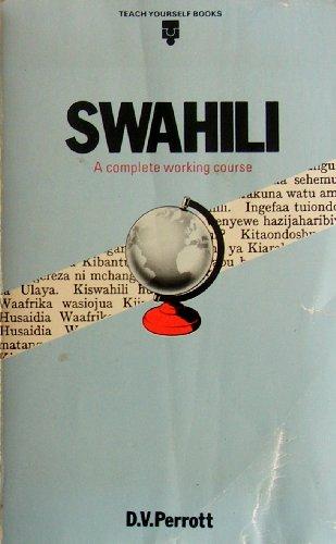 9780340058237: Swahili