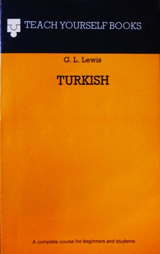 9780340058282: Turkish (Teach Yourself)