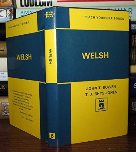 9780340058299: Welsh (Teach Yourself)