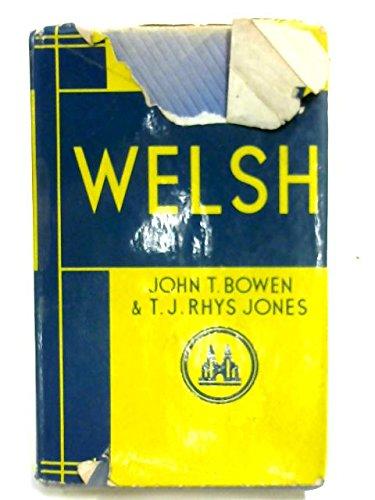 9780340058299: Welsh (Teach Yourself S)
