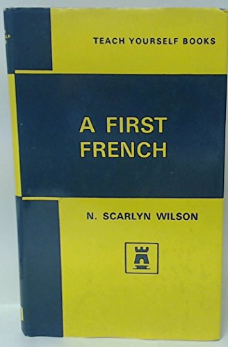 9780340059128: First French (Teach Yourself)