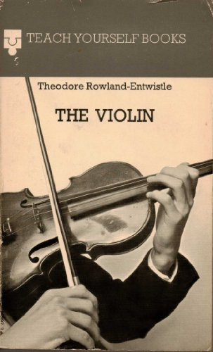 9780340059920: Violin (Teach Yourself)