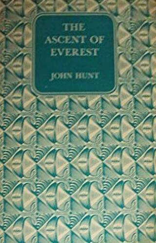 9780340061220: The ascent of Everest