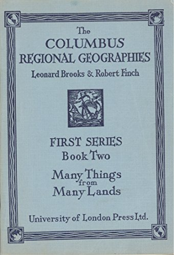 9780340062845: Columbus Regional Geographies: Bk.2 1st Series
