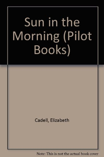 9780340080085: Sun In the Morning (Tempo Books #T44)