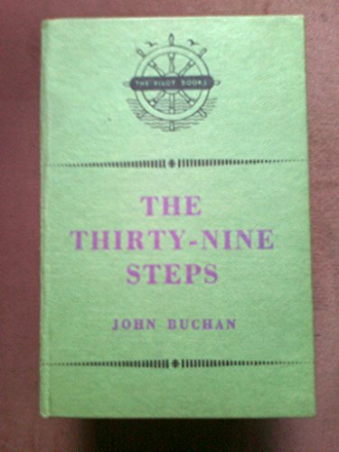 9780340080450: The Thirty-nine Steps (Pilot Books)
