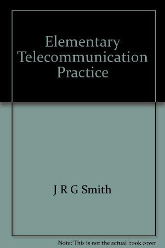 9780340083437: Elem Tele Practice Ppr