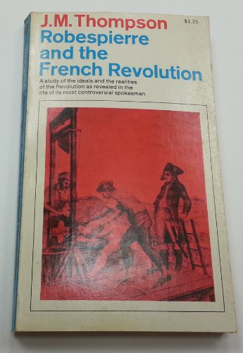 9780340083697: Robespierre and the French Revolution