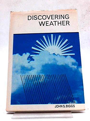 9780340086940: Discovering Weather