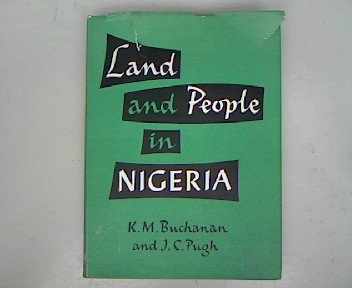 9780340088654: Land and People in Nigeria