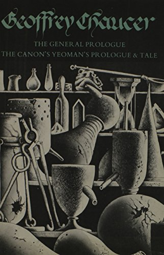 9780340092156: The General Prologue to the Canterbury Tales; and The Canon's Yeoman's Prologue and Tale (London Mediaeval & Renaissance Series, 1)