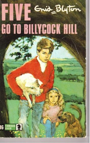 9780340104262: Five Go to Billycock Hill (Knight Books)