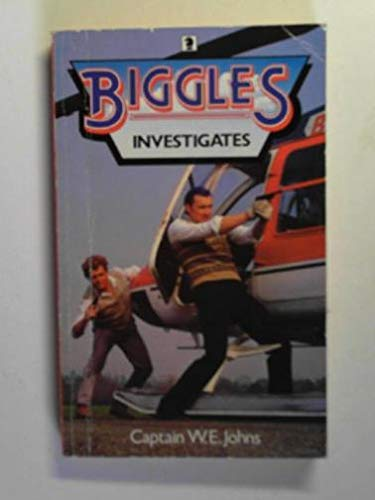 9780340104293: Biggles Investigates