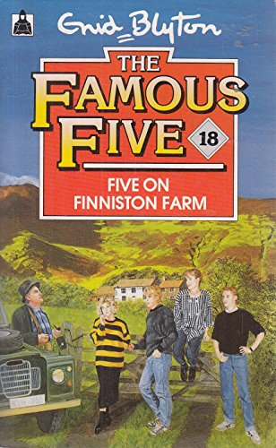 Five on Finniston Farm: Blyton, Grid