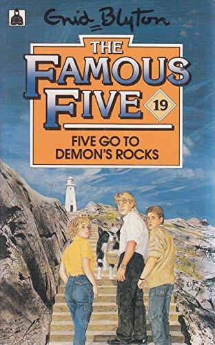 9780340104330: Five Go to Demon's Rocks (Knight Books)