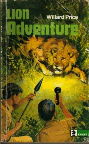 9780340104354: Lion Adventure
