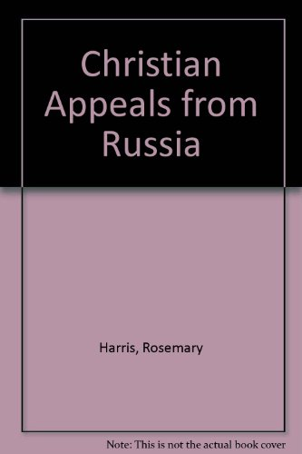 9780340105740: Christian Appeals from Russia