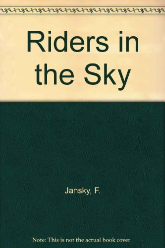 9780340105771: Riders in the sky;