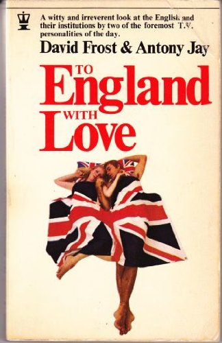 9780340106709: To England with Love