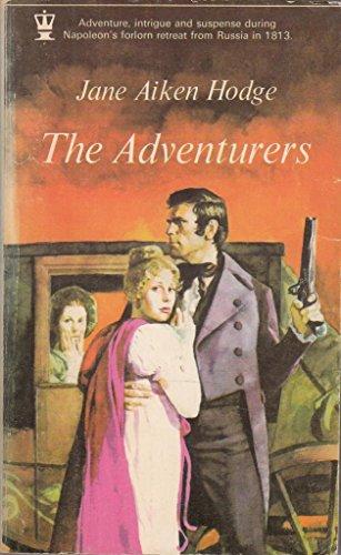 9780340107591: The Adventurers