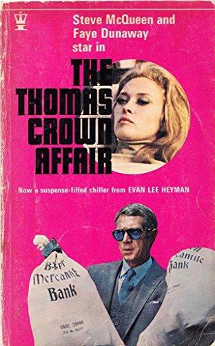 9780340108543: The Thomas Crown affair