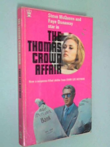 9780340108543: The Thomas Crown Affair