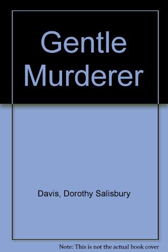 9780340108710: A Gentle Murderer