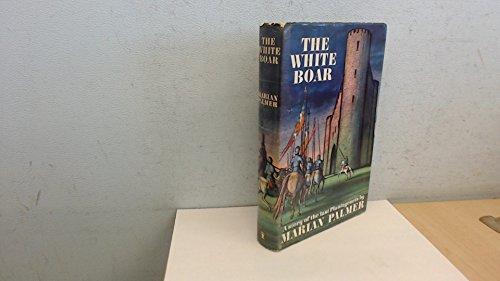 9780340109823: White Boar