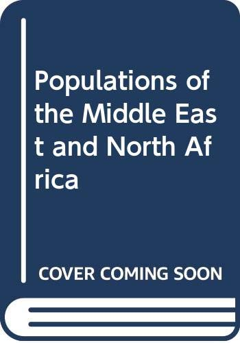 Populations of the Middle East and North: John Innes Clarke,