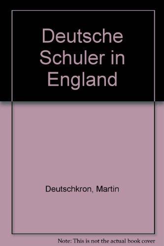 9780340115169: Deutsche Schuler in England