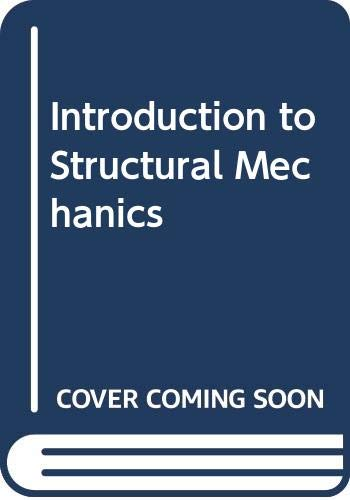 9780340115404: Introduction to structural mechanics for building and architectural students