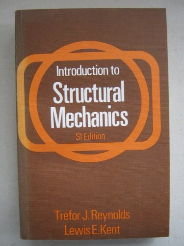 9780340115411: Introduction to Structural Mechanics